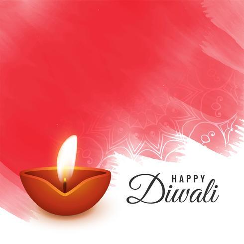 projeto artístico do fundo do festival do diwali