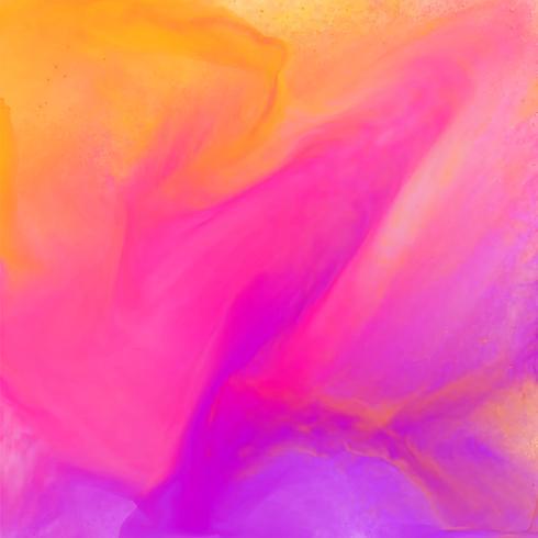 fundo de textura aquarela rosa abstrato colorido brilhante