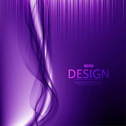 Abstracte bedrijfs elegante golf achtergrondillustratievector vector