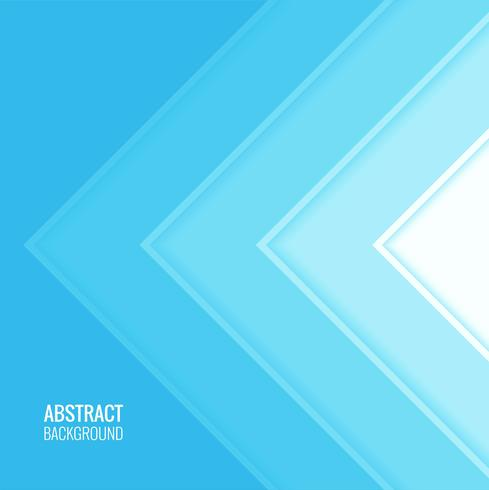 Vetor de fundo abstrato azul etapas