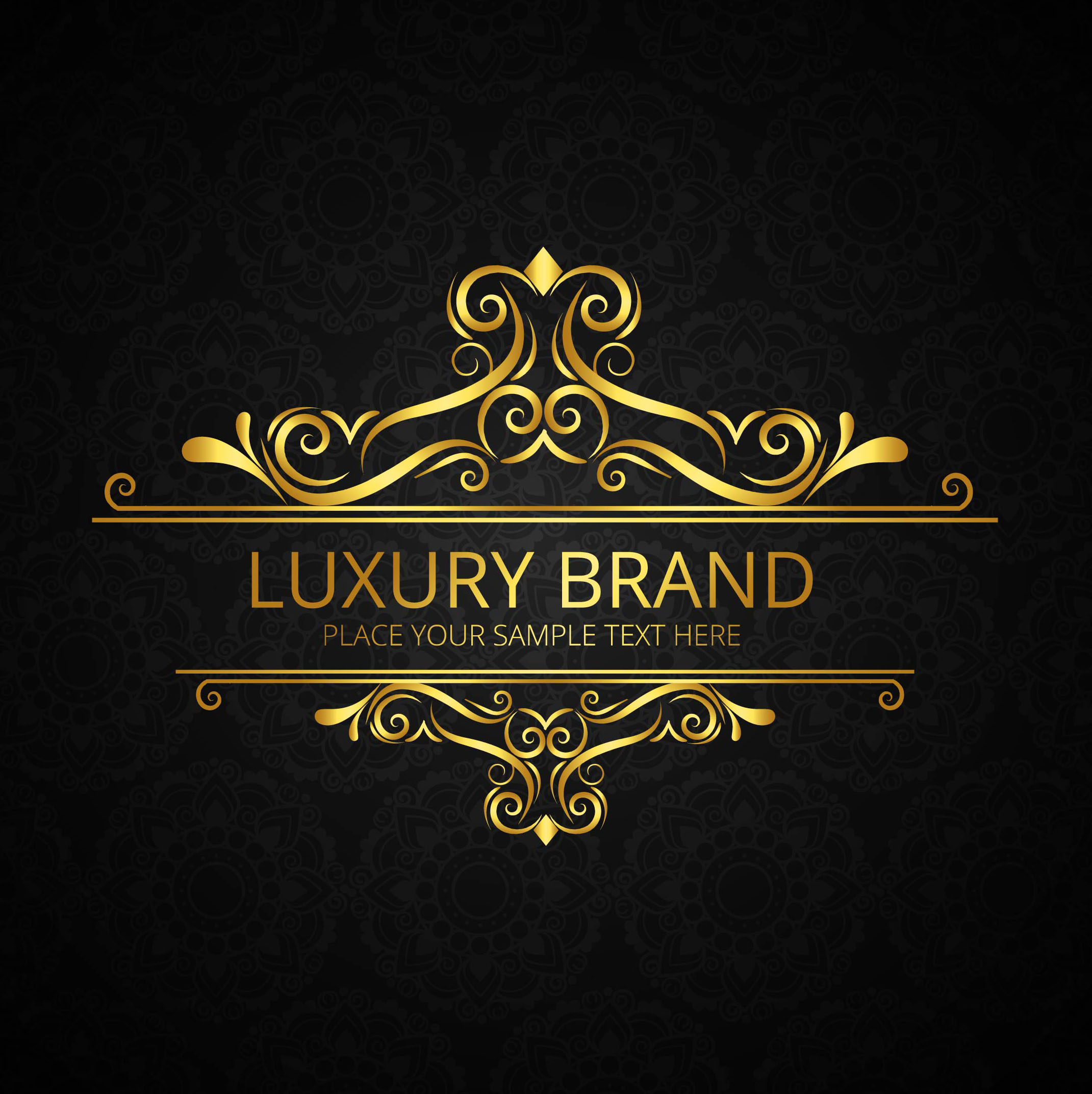 Luxury Logo Vector Art, Icons, and Graphics for Free Download