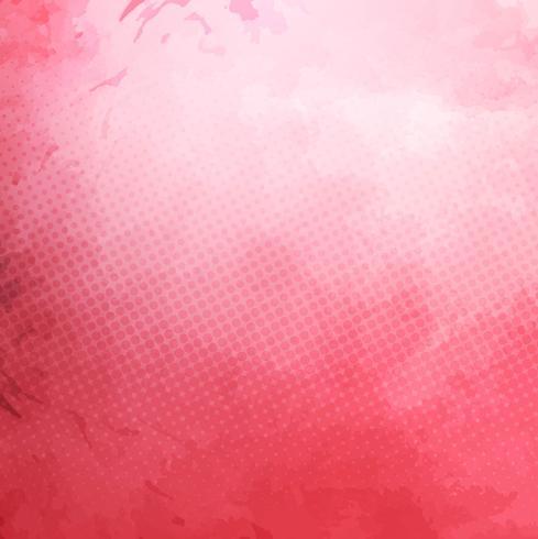 Vector colorido abstracto del fondo del movimiento de la acuarela