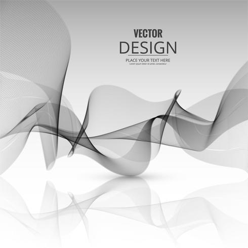 Fondo abstracto hermoso vector
