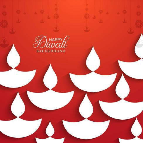 Religiös lycklig diwali festival färgstark dekorativ bakgrund