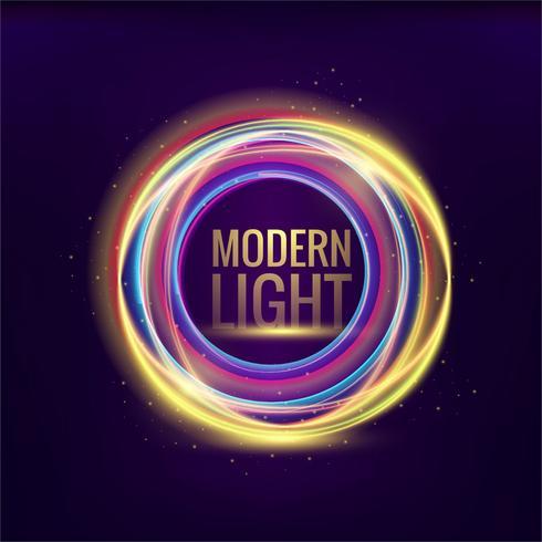 Abstracte moderne lichte achtergrond
