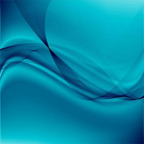 Abstrakt affär elegant våg bakgrund illustration vektor