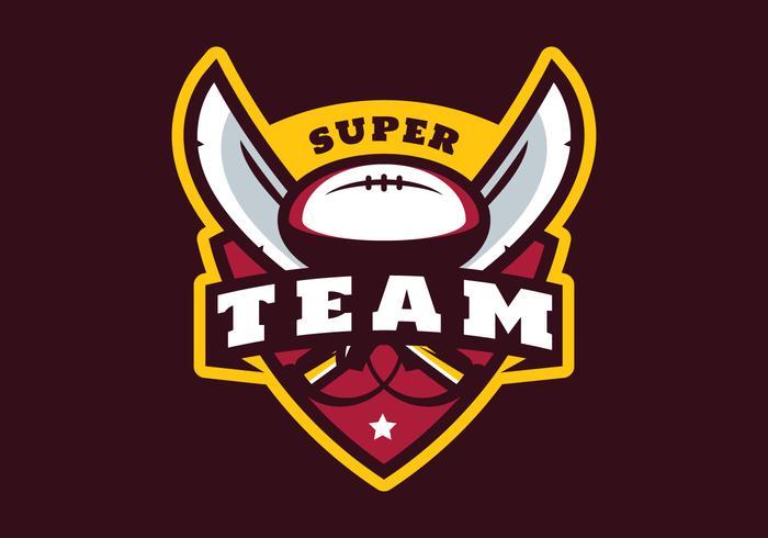 Super équipe de football
