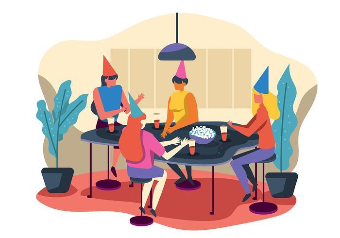 Parti e raduni