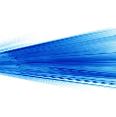 Elegante elegante fundo de onda azul velocidade