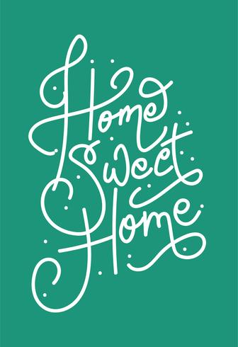 Home Sweet Home Poster Download Free Vectors Clipart Graphics Vector Art