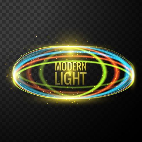 Abstrakt modern ljus bakgrund