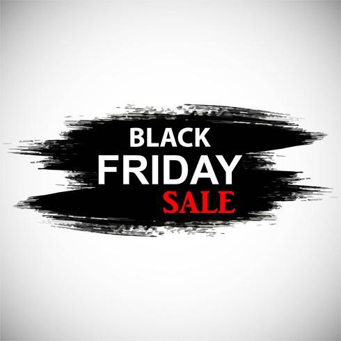 Abstrakter schwarzer Freitag-Verkaufsplakat-Designvektor
