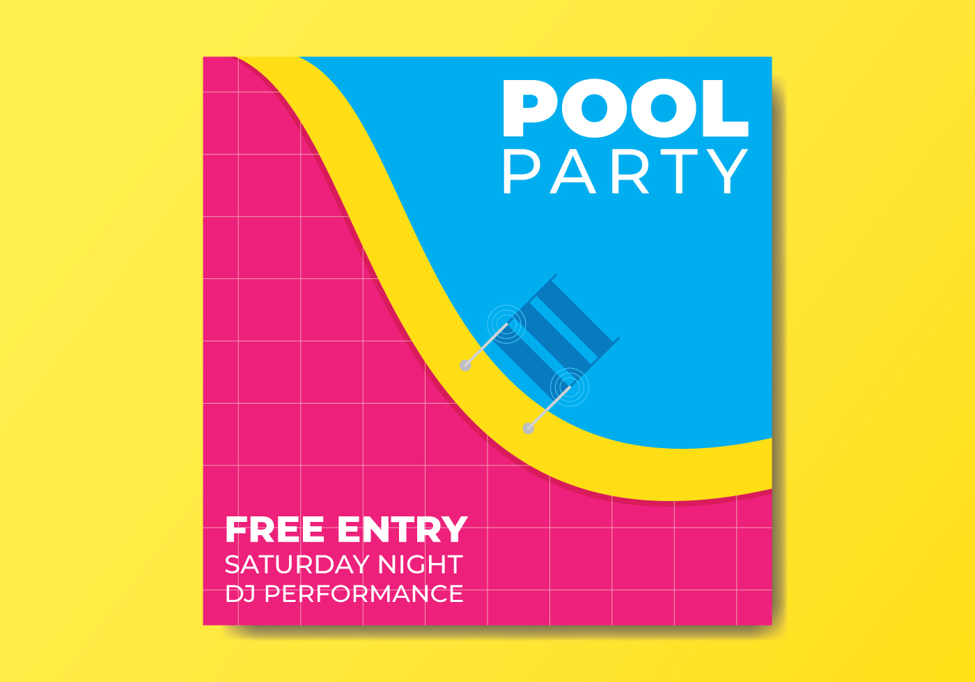 Party Flyer Template Free Vector Art 29477 Free Downloads