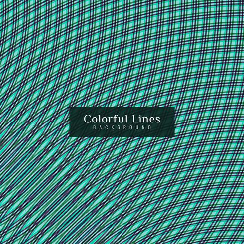 Abstract lines pattern background vector