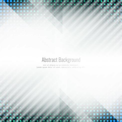 Abstrait géométrique élégant