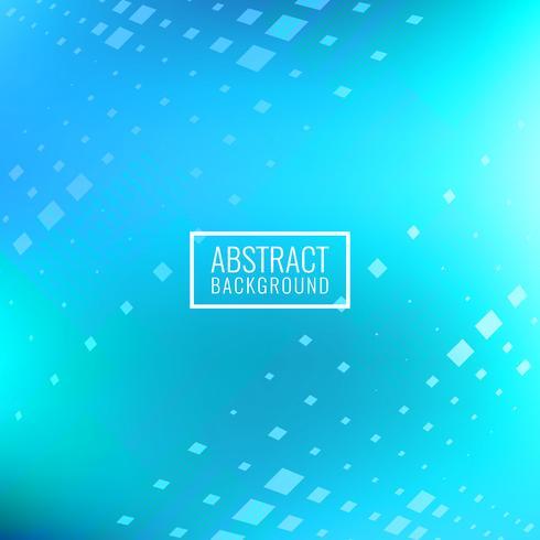 Abstrakt ljusblå teknisk bakgrund