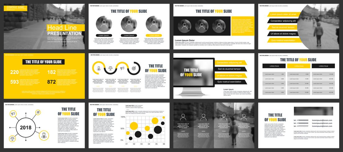 business infographic powerpoint slide templates download free