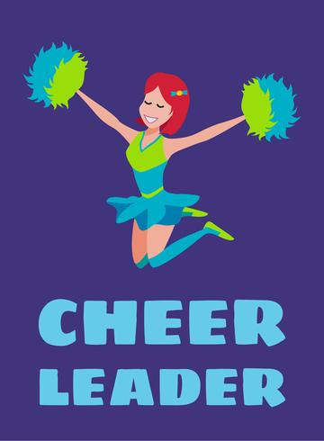 Cheerleader-poster