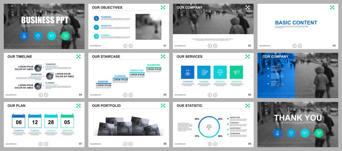 business presentation powerpoint slides templates download free