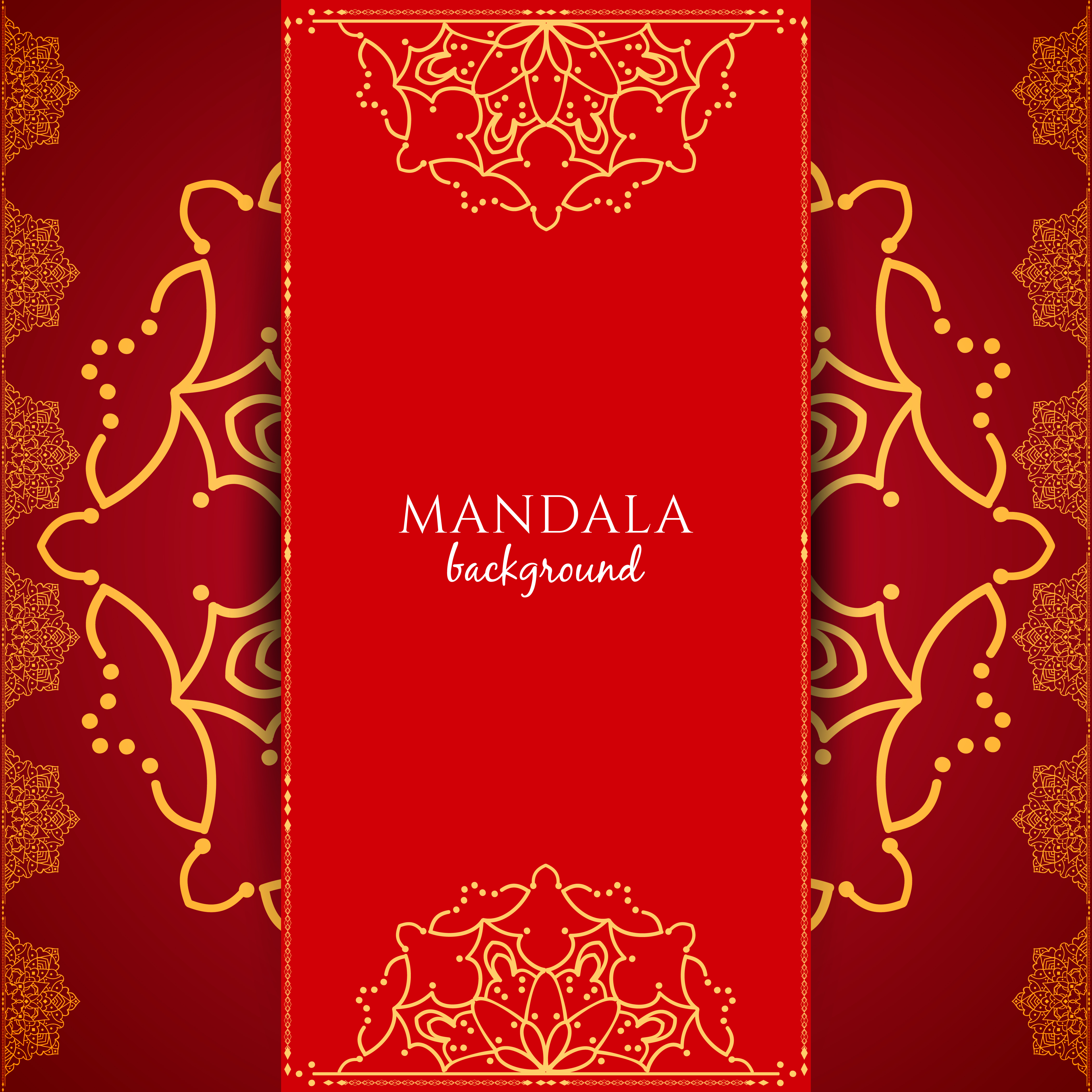 indian wedding card background free vector art  381 free