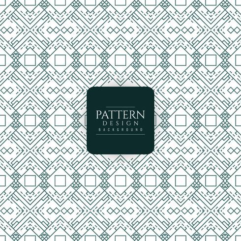 Abstract modern seamless pattern design background vector
