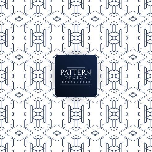 Abstracte naadloze patroonachtergrond