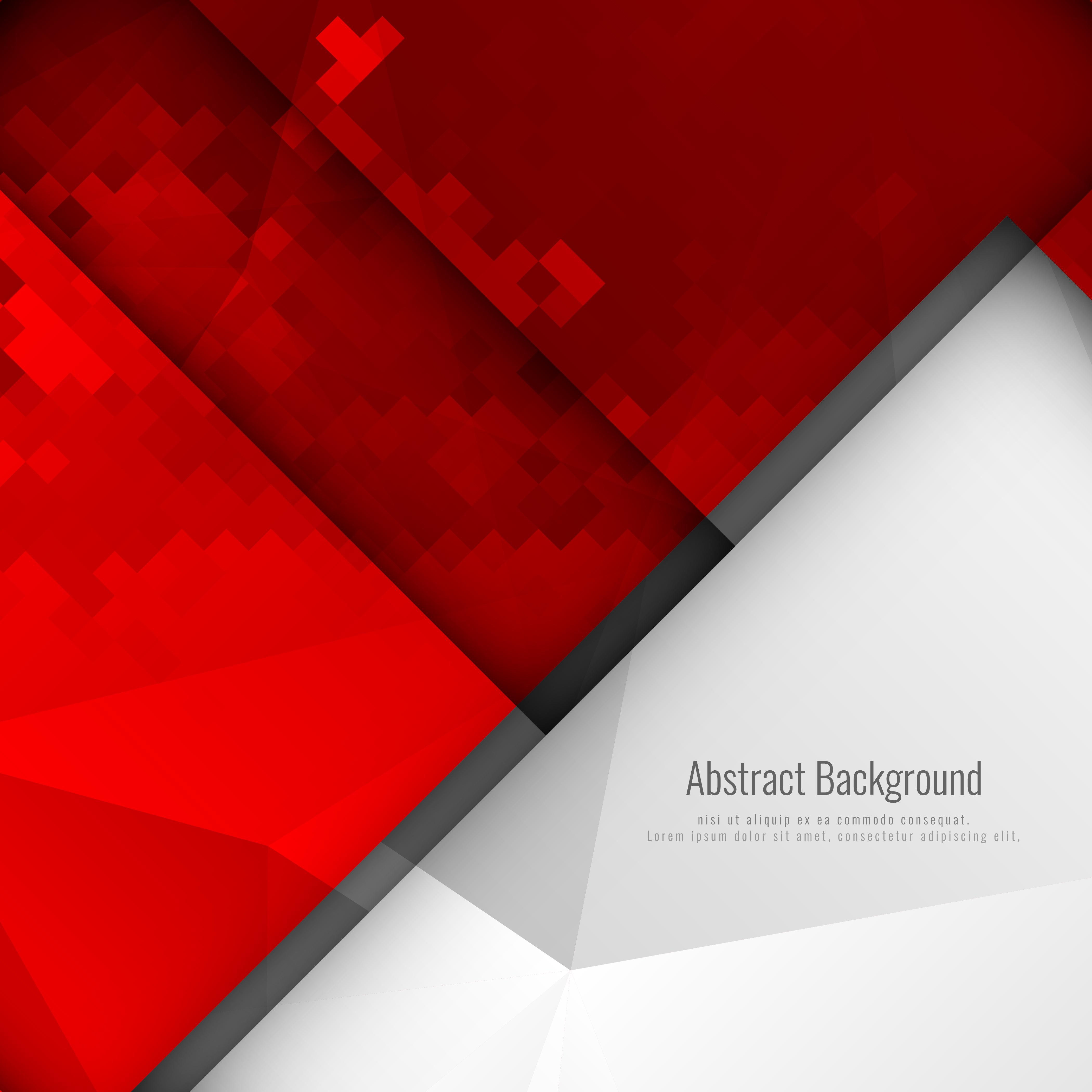 Abstract Modern Geometric Polygonal Background 253126