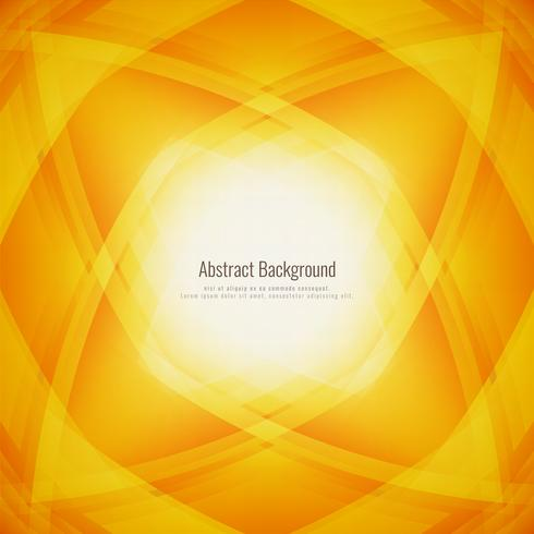 Abstrait polygonale lumineux
