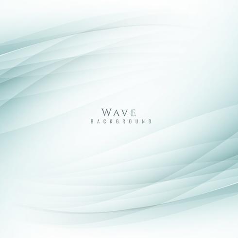 Fondo elegante abstracto de la onda