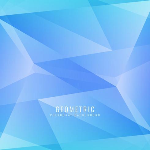 Abstrait géométrique polygonale moderne vecteur