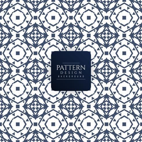 Abstracte naadloze geometrische patroonachtergrond