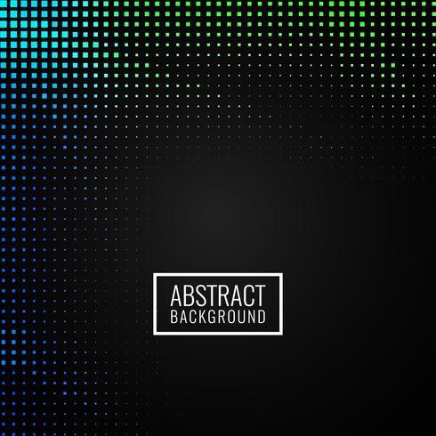 Abstrait coloré mosaïque lumineuse