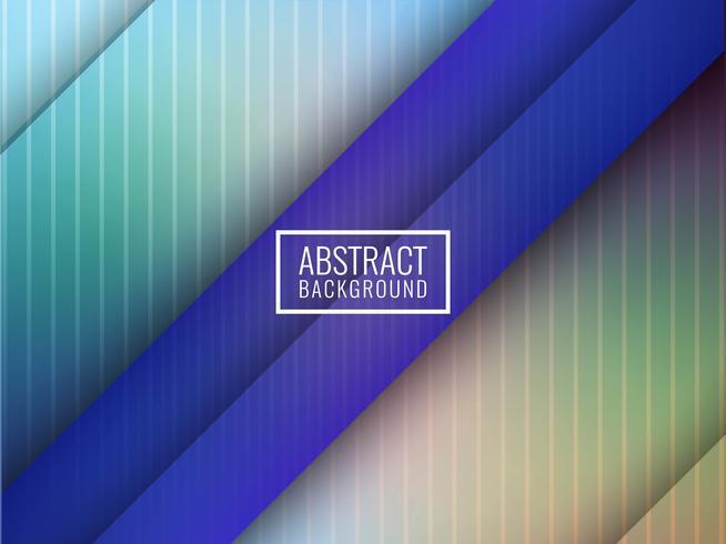 Sfondo astratto moderno strisce colorate
