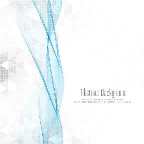 Fondo tecnológico ondulado geométrico abstracto
