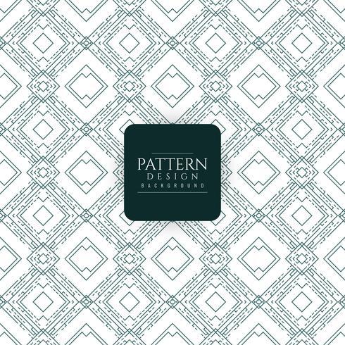 Abstracte moderne naadloze patroon ontwerp achtergrond