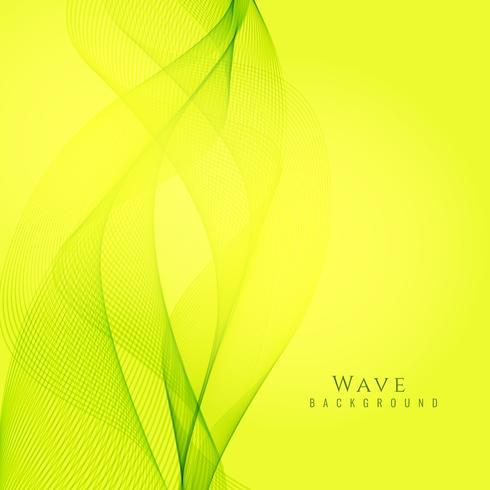 Priorità bassa alla moda dell'onda elegante astratta