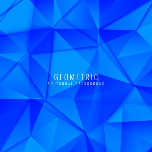Astratto moderno poligonale geometrico