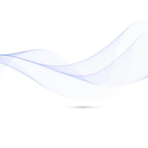 Astratto sfondo elegante onda
