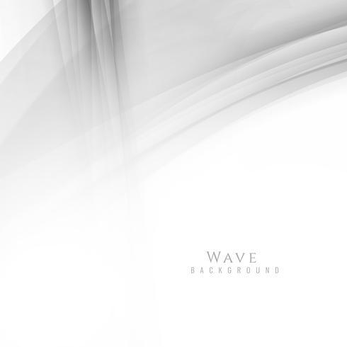 Abstrakt elegant våg stilig bakgrund