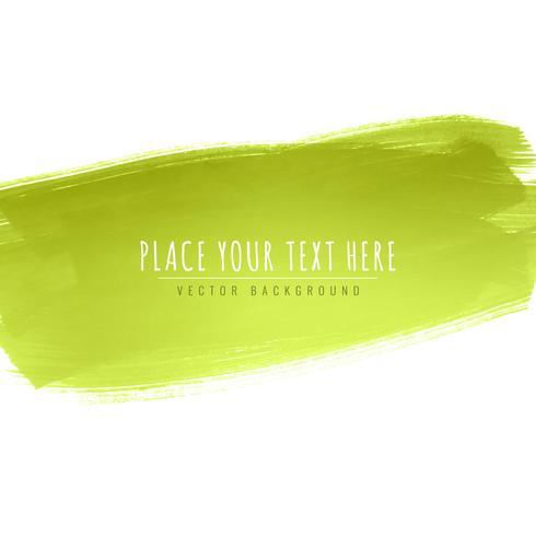 Abstrakt färgrik akvarell stroke design bakgrund illustrati