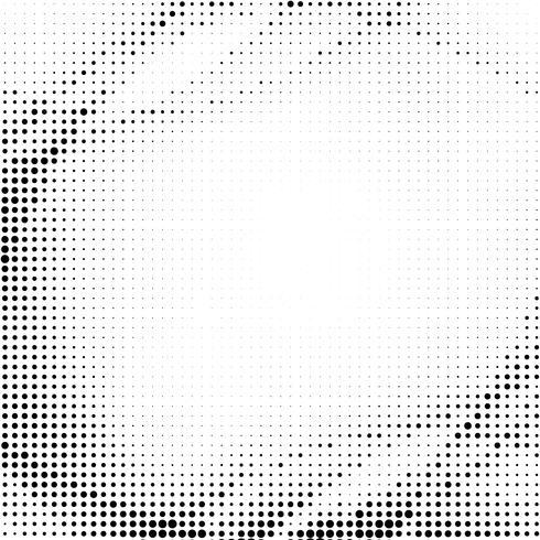 Fondo de diseño de semitono abstracto