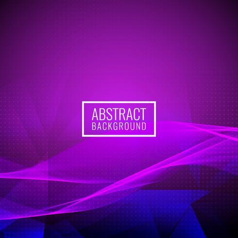 Fondo geométrico ondulado abstracto