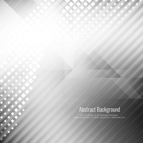 Abstrakt grå polygonal bakgrund