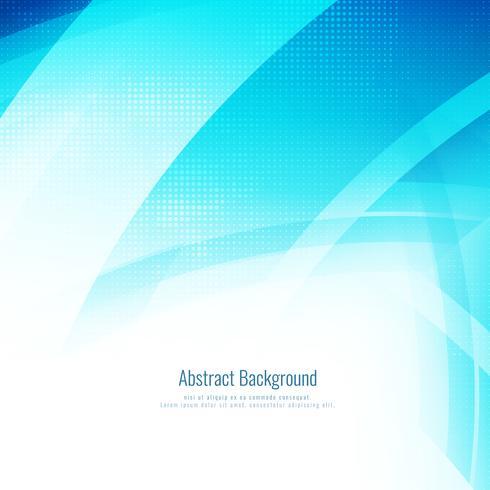 Fundo azul moderno abstrato