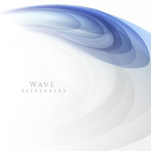 Abstract elegant wave stylish background