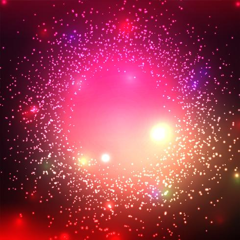 Abstrakt ljus glitter bakgrund