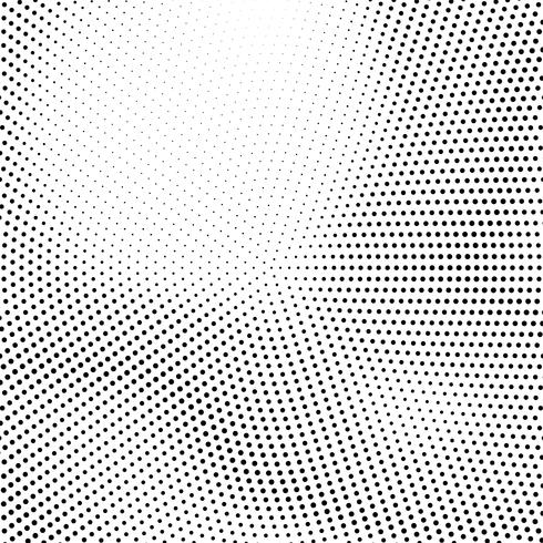 Abstrakt halvton bakgrundsdesign