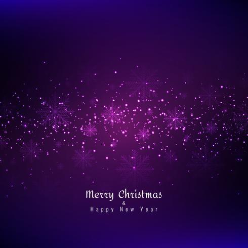 Abstracte gloeiende Merry Christmas-achtergrond