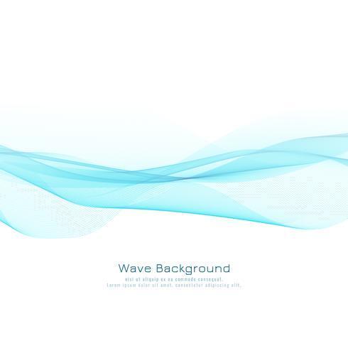 Abstrait bleu design élégant fond