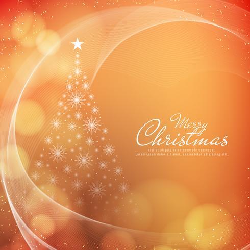 Abstrait coloré joyeux Noël